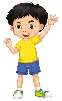 Cute happy smiling child isolated on white background Cartoon Cartoon, Baby Cartoon Drawing, Cute Cartoon Boy, Boy Drawing, Happy Cartoon, Cartoon People, Cartoon Drawings, Cartoon Mignon, Best Whatsapp Dp