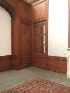 Portes - Cheminées et décorations - Nord Antique