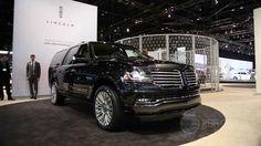 2015 Lincoln Navigator - 2014 Chicago Auto Show