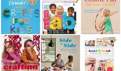 kids craft books and ideas