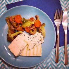 Aqui fica uma sugestão para uma refeição ligeira, ideal para um jantar leve. É um prato vegetariano, sem hidratos de carbono e sem gordura, ideal para quem procura uma refeição mais leve e pobre em...