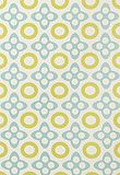 Studio Bon textiles through Schumacher.  Love this fabric for a nursery chair!