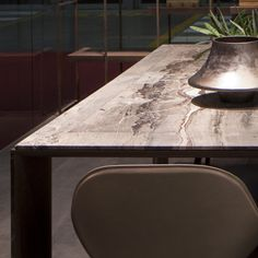 The LY-Table from the new 2012 #Henge Collection - the tabletop is made of…