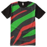 A Tribe Called Quest All-Over Print panel T-Shirt