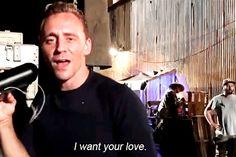 """I Want Your Love"" (https://www.youtube.com/watch?v=HL3DZ-YDSfw ) Gif source: https://www.instagram.com/p/BXoitW8FNSv/"
