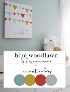 nursery paint ideas