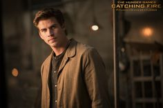 Liam Hemsworth as Gale Hawthorne in The Hunger Games: #CatchingFire. (Photo credit: Murray Close)