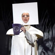 She's Gaga for Camano Island Coffee Roasters coffee! :)