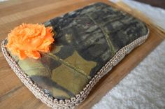 Camouflage diaper wipe case by babyVantage on Etsy, $14.00 https://www.etsy.com/listing/169005800/real-tree-camo-set-of-3-burp-cloth?ref=shop_home_active