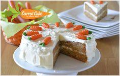 Gemüse kann auch Kuchen? Na klar! Karottenkuchen geht immer… schön saftig, zitronig und mit einer Prise Zimt. Doch eines wollen wir an dieser Stelle ein für alle mal klarstellen: Der einzig w…