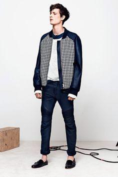 Balmain Menswear - Pasarela