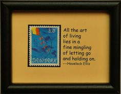 Hey, I found this really awesome Etsy listing at https://www.etsy.com/listing/165531461/kites-denmark-0259w-framed-postage-stamp