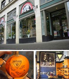 Coolest store I've been to! John Fluevog Shoes has been serving the good Fluevogers of Seattle since 1985! #fluevogstores