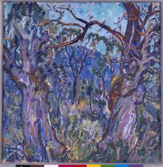 Jan Sluijters - Kurkeiken, 1933 Life Drawing, Painting & Drawing, Dutch Painters, Post Impressionism, Cubism, Oeuvre D'art, Les Oeuvres, Art Gallery, Klimt