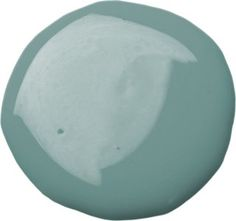 Blue Paint Colors — One Kings Lane Chappell Green from Farrow & Ball (don't let the name fool you!