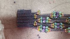 bracelet - herringbone - nikia angel