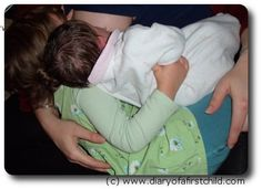 9 Benefits of Tandem Nursing - for your toddler, for your newborn, for yourself.