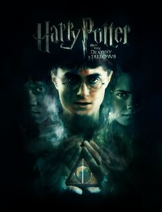The Harry Potter film series is filled with Illuminati symbols and subliminal messages. Harry Potter Poster, Harry Potter Universal, Harry Potter Characters, Illuminati, Hp Movies, Harry Potter Deathly Hallows, The Best Films, Fantasy Movies, Mischief Managed
