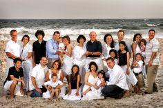 Photography - Family portrait on the beach