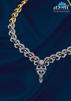 Gold wedding necklace sri lanka google search wedding things choose this necklace from asmi diamond jewellery that complements your beauty and your spirit in a aloadofball Choice Image