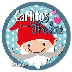 """Bei """"PackEs"""" gibt es heute ein Carlitos Freebie -Paket ~ Lila-Lotta"""