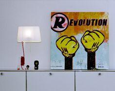 Olli lamp van pulpo. Designjunky.nl