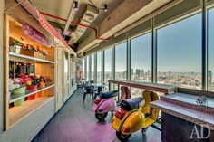 google office tel aviv. Офис Google в Тель-Авиве Office Tel Aviv I