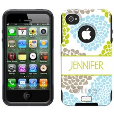 Otter Box Cover for iPhone with my name on it?? I need this!! Maybe not though bc then strangers might see it and know my name haha I'm so unfriendly :)