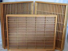 3-100 Slot Napa Valley Cassette Holder Wood #CraftStorage Ribbon Box Wall Mount #NapaValley