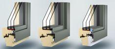 Holzalu-Fenster Waku - Neu jetzt auch bei Fenster-Schmidinger! Conservatory