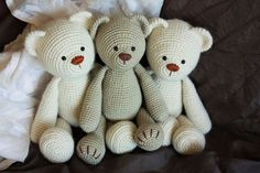 PATROON: Lucas de Teddy Amigurumi patroon door TinyAmigurumi