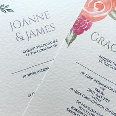 A little closeup at the texture of the paper used for our beautiful invitations 😍 Wedding Invitation Message, Flower Invitation, Luxury Wedding Invitations, Wedding Stationery, Invite, Vintage Wedding Invitations, Watercolor Wedding Invitations, Floral Watercolor
