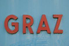 Missing Graz, Austria Graphic Design Templates, Graphic Design Typography, Packaging Design, Branding Design, Scott Hansen, Graz Austria, Visit Austria, Wooden Shoe, Amazing Buildings