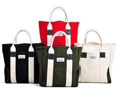 Beckel Canvas Handi Bags, via @WLLSPNT