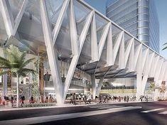 Miami-All-Aboard-Florida-Train-Station-SOM-02.jpg 600×449 pixels