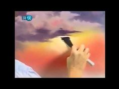 The Joy of Painting 12 Sunset Aglow DivX Painting Videos, Painting Lessons, Painting & Drawing, Pinturas Bob Ross, Bob Ross Art, Bob Ross Paintings, Makeup Wallpapers, The Joy Of Painting, Expo