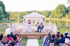 Mariage africain au domaine de la butte ronde