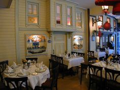 Enjoy the awesome Ottoman atmosphere in restaurant Pasazade | #Istanbul