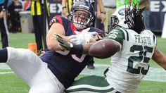 Texans+target+J.J.+Watt+in+end+zone,+but+Jets'+Calvin+Pryor+prevents+TD