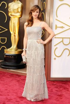 Jennifer Garner – Oscar de la Renta
