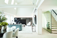 The London staple returns as an enclave of luxury apartments for sale Penthouse Apartment, London Apartment, Luxury Homes Interior, Luxury Home Decor, Architectural Digest, Luxury Penthouse, Beautiful Curtains, Apartments For Sale, Living Room Interior