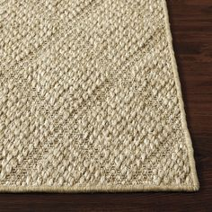 Where to buy area rugs? Find the perfect area rug for your space and style at Ballard Designs. Shop living room rugs, dining room rugs and more! Sisal Carpet, Diy Carpet, Rugs On Carpet, Carpet Ideas, Carpet Types, Carpets, Stair Carpet, Hall Carpet, Carpet Trends