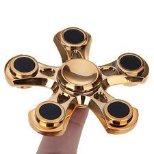 ORIGINAL Fidget Hand Spinner Metal Focus Toy EDC ADHD Autism in Toys & Hobbies, Educational, Special Needs & Autism | eBay
