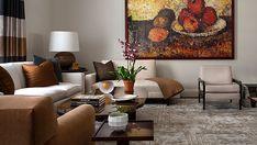 Park Avenue Residence   design by David Kleinberg Design Associates