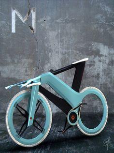 MOOBY Bike by Simone Madella, via Behance