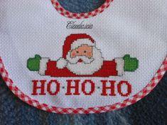 MdC Natale 2014_Bavaglino Babbo Natale hohoho_2 - Dall'album di Claudia.iaia