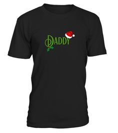 # Mens Dad Christmas Santa T-Shirt .   Fun Matching PJ Santa Elf Hat Graphic Tee Shirts For Whole Family! Perfect For Group Photos On Xmas Morning Around The Decorations Or Tree! Great Gift Idea Tshirt For Mom Dad Brother Sister Grandma Grandpa Aunt Uncle Baby *** IMPORTANT ***These shirts are only available for aLIMITED TIME,soact fast and order yours now!TIP:SHARE it with your friends, buy2shirts or more and you will save on shipping.