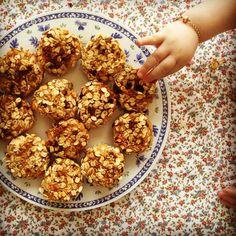 wholesome apple & cinnamon breakfast cookies