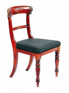 An Australian Colonial chair,… - The Connoisseur's Collection - Sotheby's Australia - Antiques Reporter