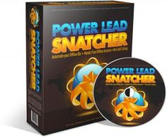 Honest Power Lead Snatcher 2.0 Review - The Secret Software Top Online Marketers and Small Businesses Are Using To Get Leads Fast.